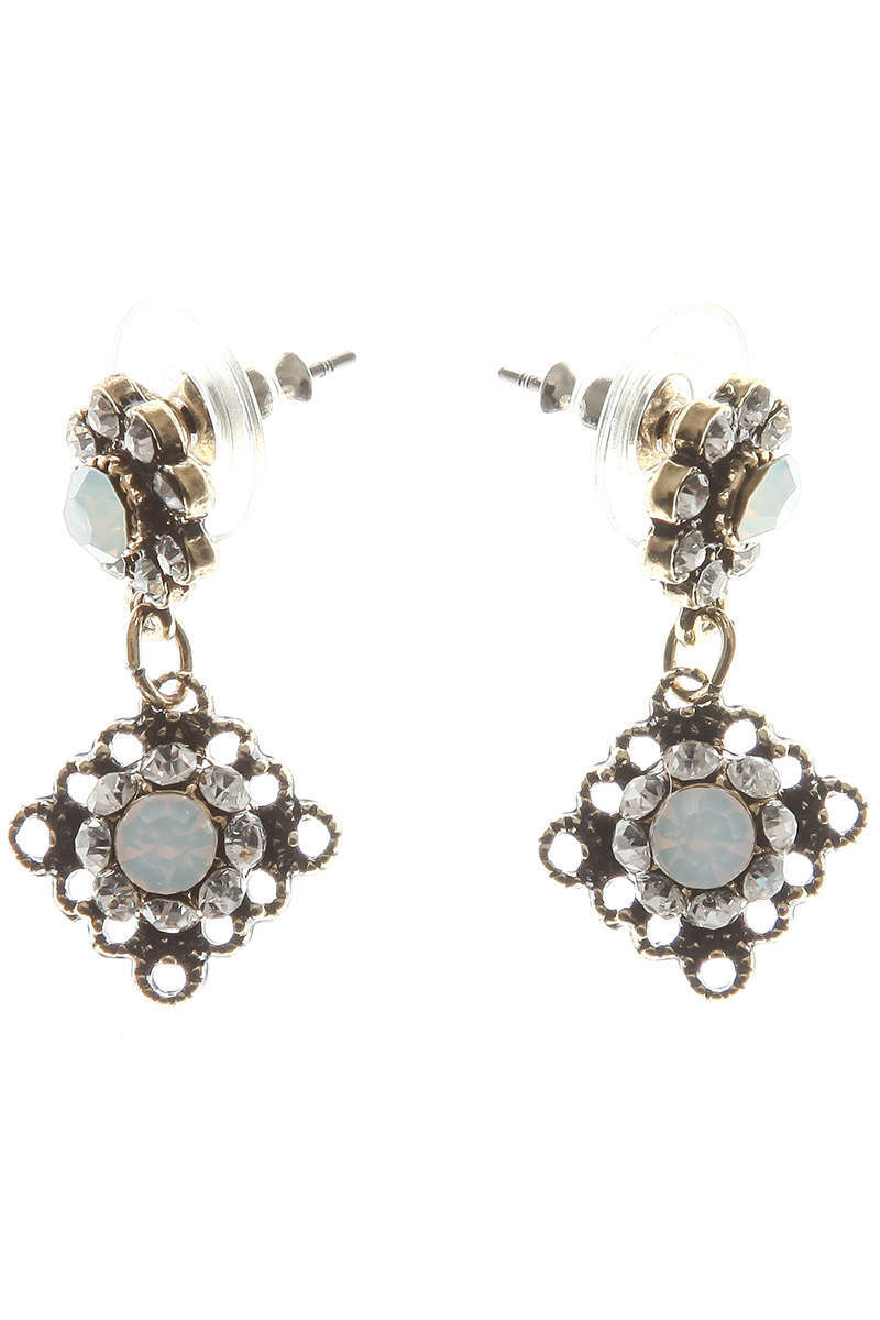 perfekte Qualität Gratisversand angemessener Preis Trachten Ohrringe gold