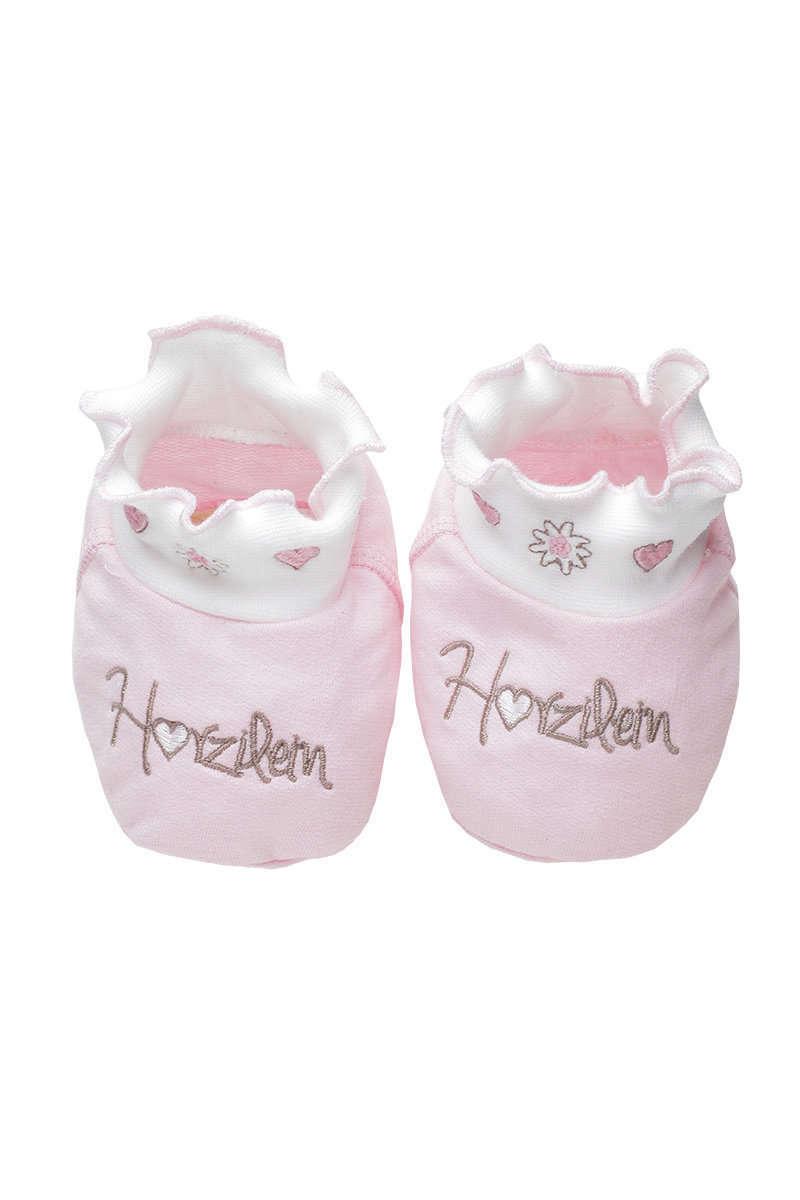 best authentic 76430 b09bf Baby Trachten Schuhe Mädchen rosa