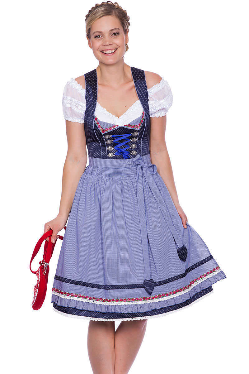 kr ger dirndl kurz blaut ne dirndl mini dirndl damen mia san tracht. Black Bedroom Furniture Sets. Home Design Ideas