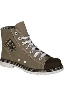 b73a0e75a77c16 Spieth   Wensky Stiefel Jacky helloliv blau rustikal Absolut stylischer und  bequemer Trachten Sneaker
