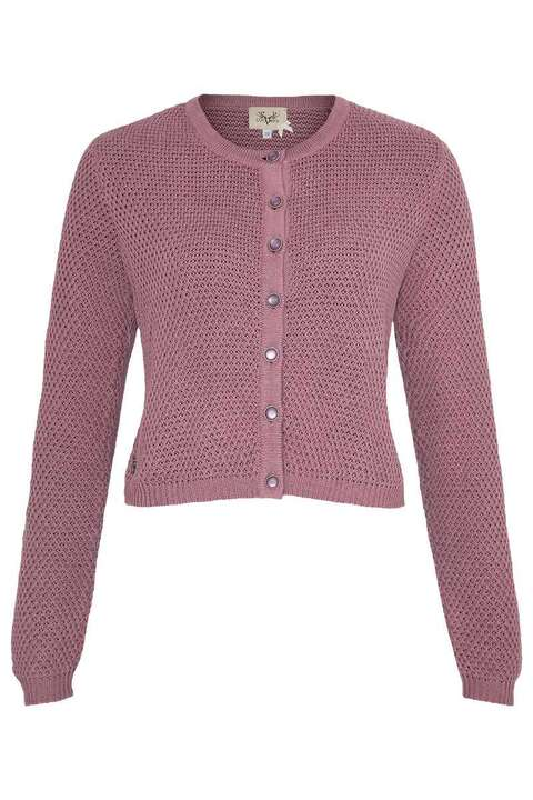 Dirndljacke dusty rose